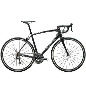 Bicicleta Ruta Trek Émonda ALR 4 Disc Negro 2020