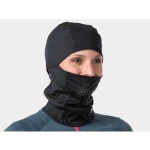 Pasamontañas Unisex Ciclismo Bontrager Windshell Negro