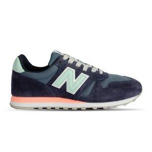 Zapatillas Urbanas Mujer New Balance 373 Azul
