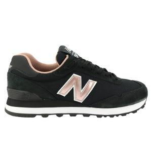 Zapatillas Urbanas Mujer New Balance 515 Negro