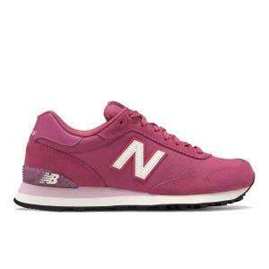 Zapatillas Urbanas Mujer New Balance 515 Rosado