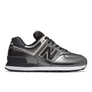 Zapatillas Mujer New Balance 574 Negro