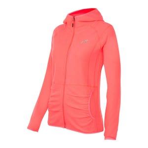 Polerón Polar Mujer New Balance Winter Core Jacket Coral
