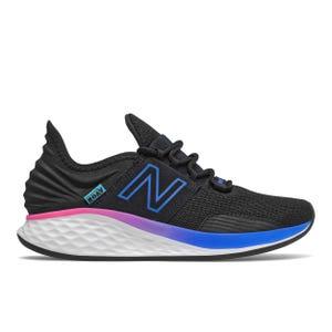 Zapatillas Running Mujer New Balance Fresh Foam Roav Knit Negra