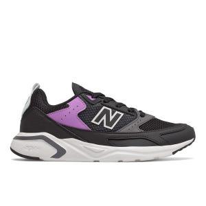 Zapatillas Urbanas Mujer New balance X45 Negro