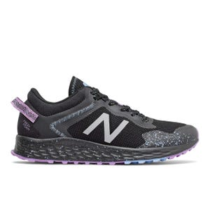 Zapatillas Running Mujer New Balance Fresh Foam Arishi Trail Negra