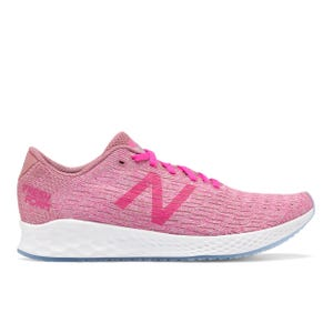 Zapatillas Running Mujer New Balance Fresh Foam Zante Pursuit Rosadas
