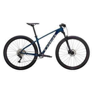 Bicicleta MTB Trek X-Caliber 7 Disco Azul/Gris 2021