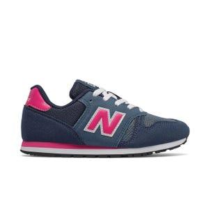 Zapatillas Urbanas Niña New balance 373 Azul