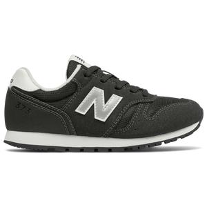 Zapatillas Urbanas Niño New Balance 373 Negra
