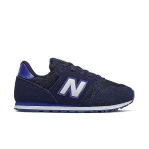 Zapatillas Urbanas Niño New balance 373 Azul