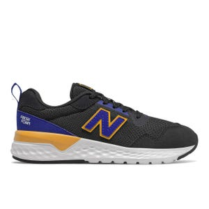 Zapatillas Urbanas Niño New Balance 515 Negra