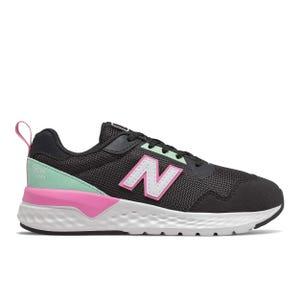 Zapatillas Urbanas Niña New Balance 515 Negra