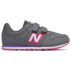 Zapatillas Urbanas Niña New Balance 500 Gris